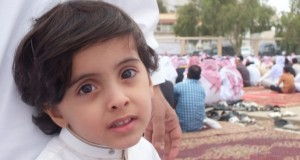 بالصور: أطفال النصباء وفرحه العيد السعيد 1435هـ