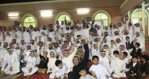بالصور: احتفال اهالي ( الحدباء) بالعيد السعيد لعام 1435هـ