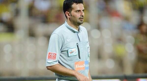 الحكم محمد عبدالله عيضة يواصل تألقه في الدوري السعودي