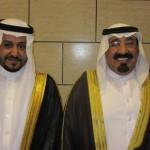"""بالصور: زواج المهندس """" راكان بن علي حسن"""" بالطائف"""