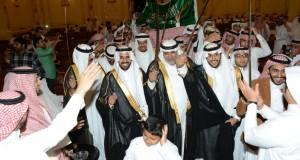 """بالصور: عوض بن علي يحتفل بزفاف ابنيه"""" سامي وسعد .."""