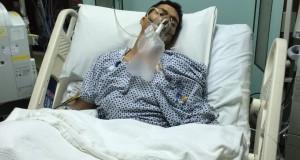 """حادث مروري لـ """" محمد بن عبدالله القذله"""""""