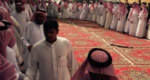 """بالصور: جموع غفيرة يودعون فقيدي النصباء """" بن جعبول وبن صعمود"""""""