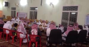 بالصور: اجتماع لجان المعايده لحفل عيد النصباء ١٤٣٦